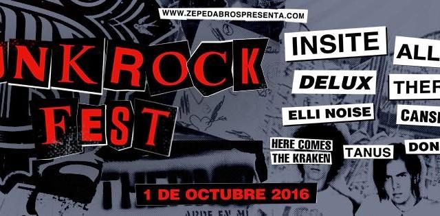 punk rock fest