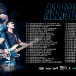 TOUR DATE ALLISON